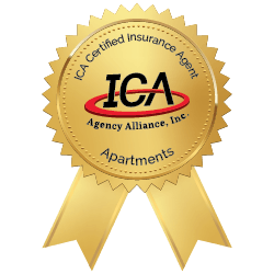 ICA Apartment Insurance Badge