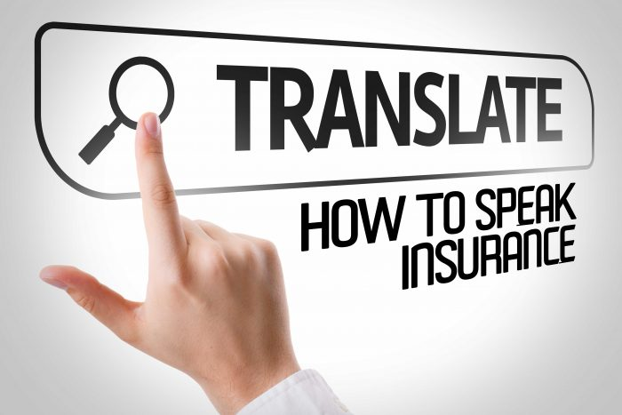 How to Speak _Insurance_