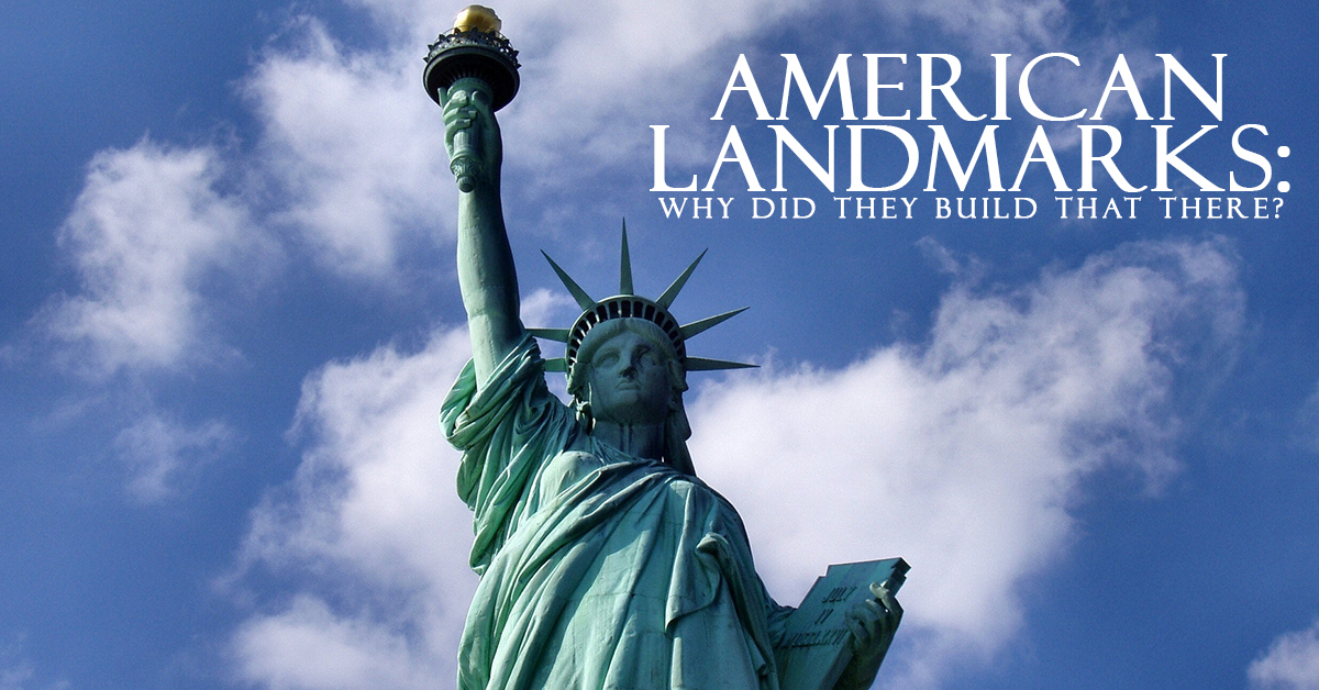 American Landmarks_
