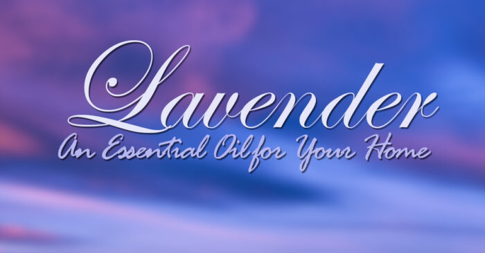 Lavender An Essential Oil for Your Home_