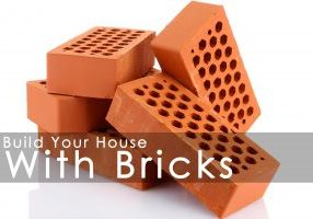 Build Your House With Bricks