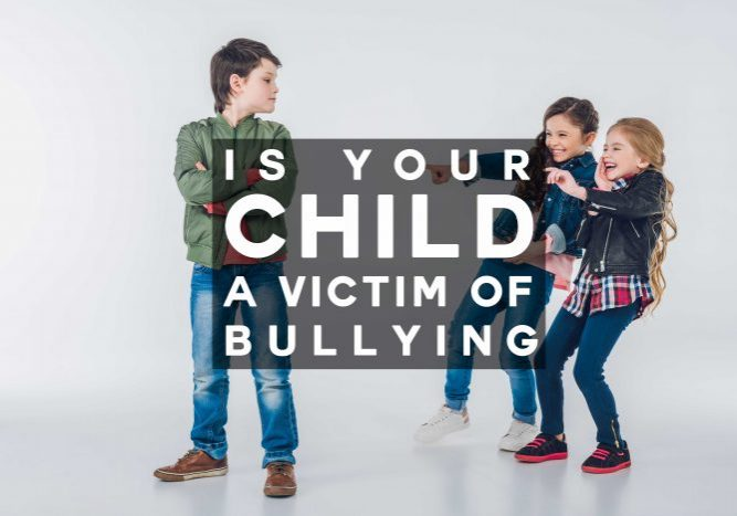 Is Your Child a Victim of Bullying_