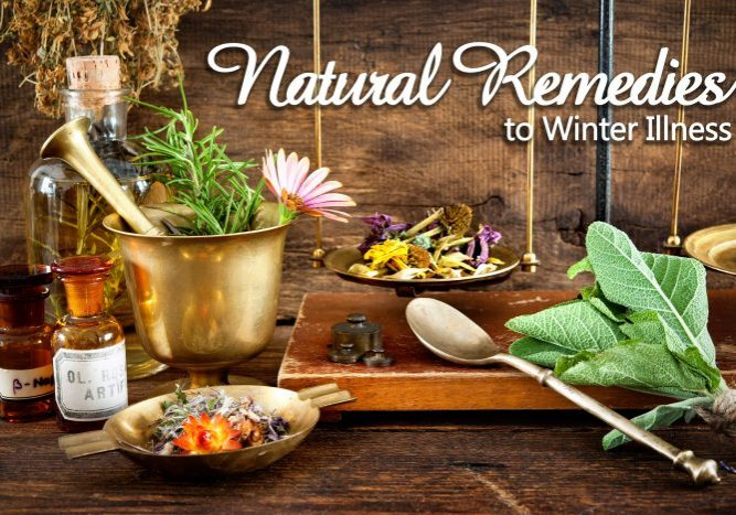 Natural Remedies to Winter Illness