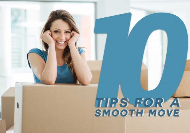 Tips For a Smooth Move