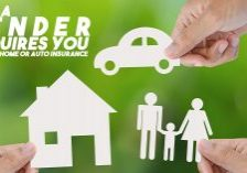 Why A Lender Requires You to Carry Home or Auto Insurance